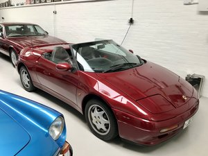 LOTUS ELAN TURBO SE - 1991 ONLY 67,000 miles.