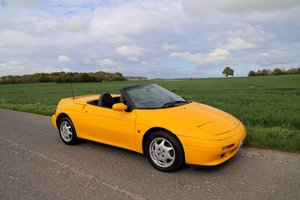 Lotus Elan SE Turbo M100, 1992 (December). Air Conditioning. For Sale