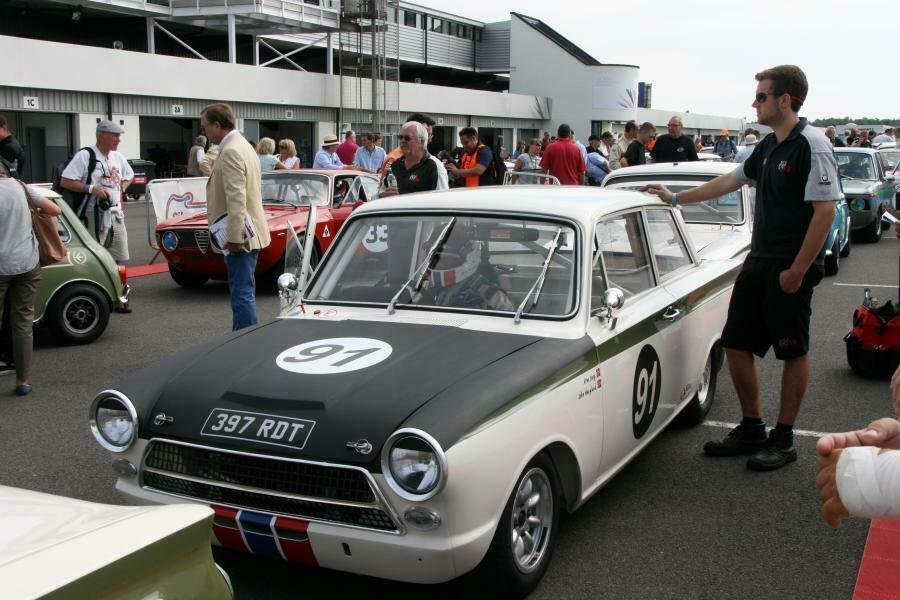 1963 LOTUS CORTINA F.I.A RACE CAR PROVEN RACE WINNER SUPERB! For Sale (picture 2 of 6)