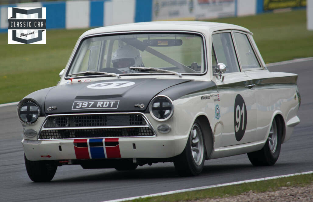 1963 LOTUS CORTINA F.I.A RACE CAR PROVEN RACE WINNER SUPERB! For Sale (picture 3 of 6)