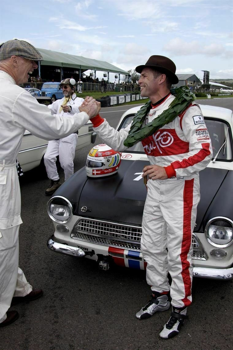 1963 LOTUS CORTINA F.I.A RACE CAR PROVEN RACE WINNER SUPERB! For Sale (picture 4 of 6)