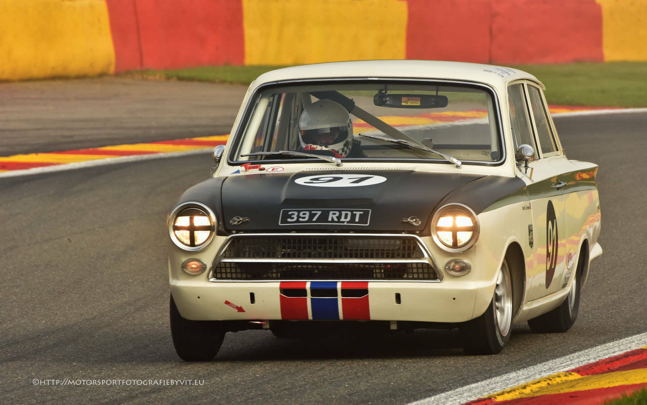 1963 LOTUS CORTINA F.I.A RACE CAR PROVEN RACE WINNER SUPERB! For Sale (picture 6 of 6)