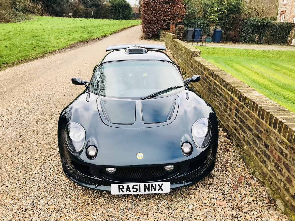 Lotus Exige S1 - 2001- Only 11,000 miles! For Sale (picture 1 of 6)