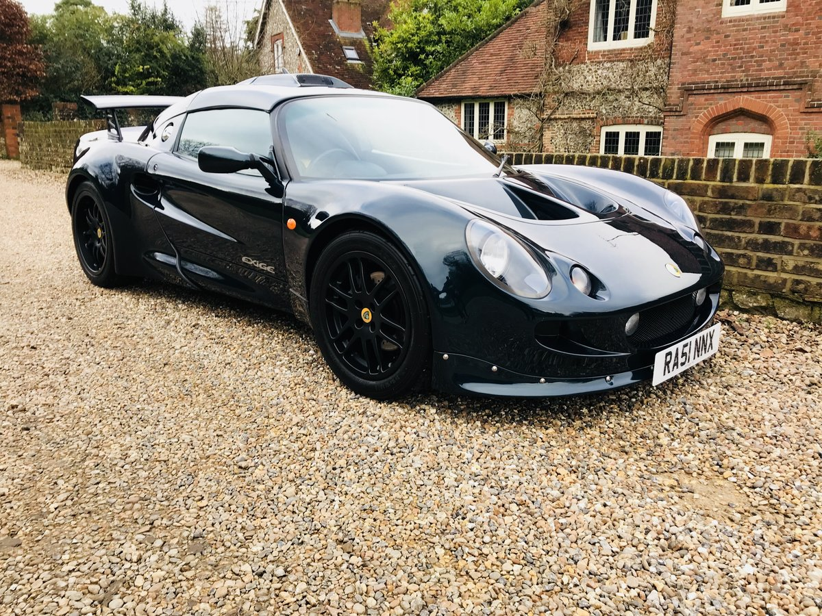 Lotus Exige S1 - 2001- Only 11,000 miles! For Sale (picture 3 of 6)