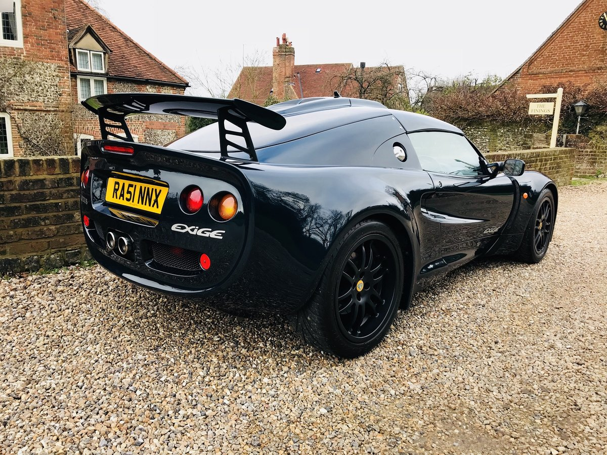 Lotus Exige S1 - 2001- Only 11,000 miles! For Sale (picture 4 of 6)