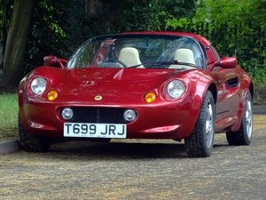 1999 Lotus Elise For Sale by Auction