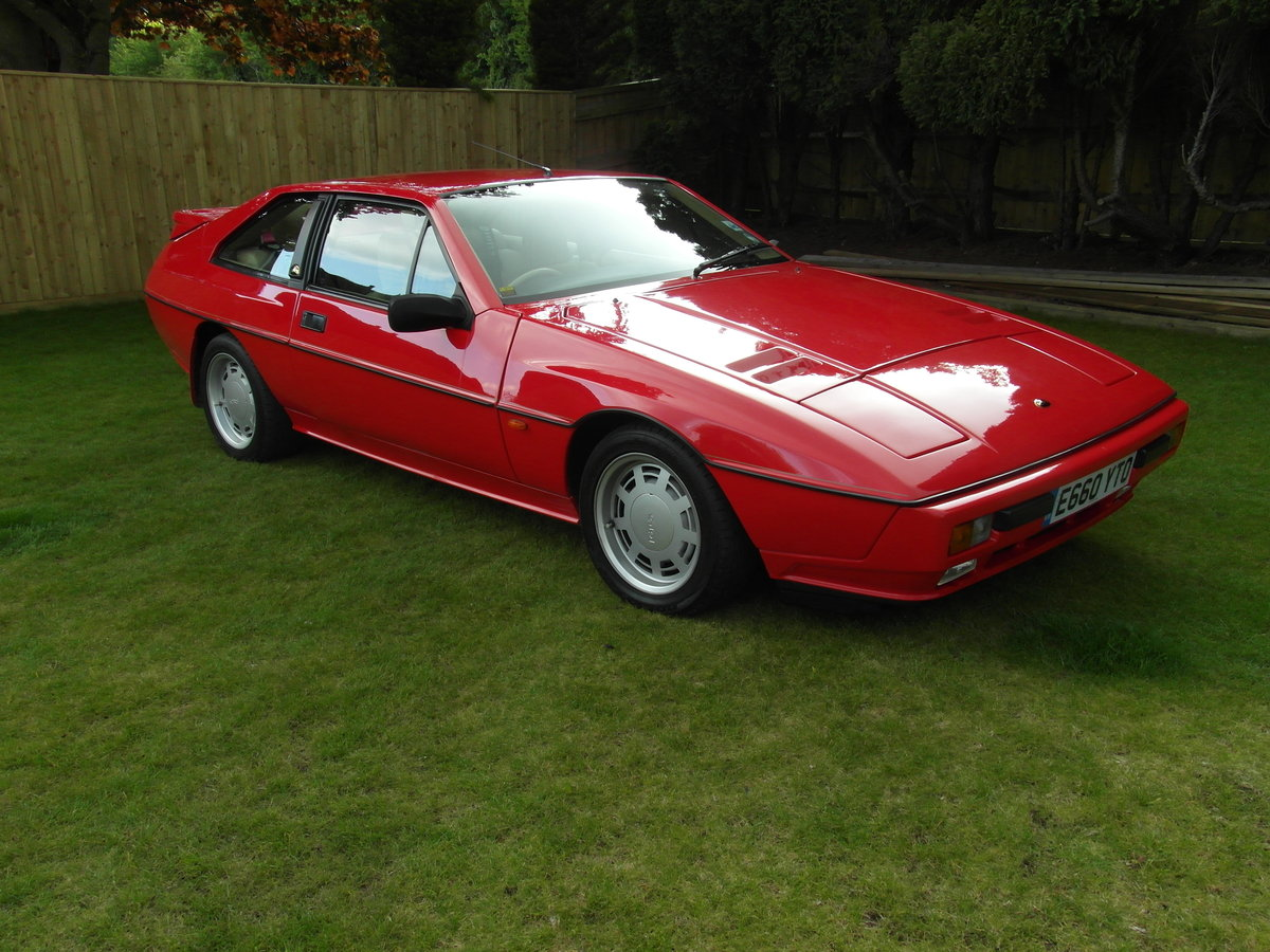 1988 Lotus  Excel SE 2.2 ***26,000 miles**** SOLD (picture 1 of 6)