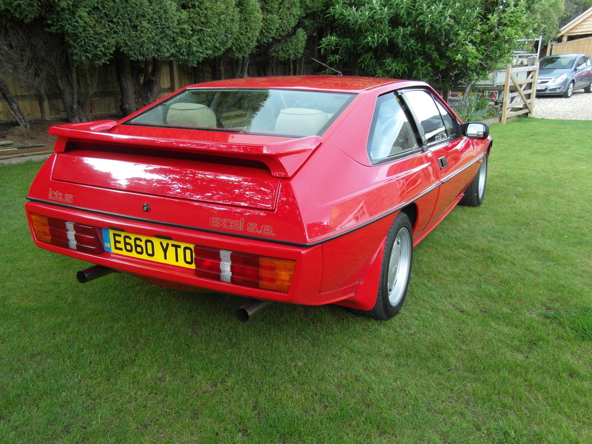 1988 Lotus  Excel SE 2.2 ***26,000 miles**** SOLD (picture 3 of 6)