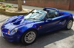 2000 Elise Mark 1 - Barons Tuesday 4th June 2019 For Sale by Auction