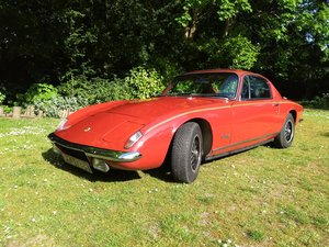 1973 Lotus Elan +2 Plus 2 130/5 For Sale