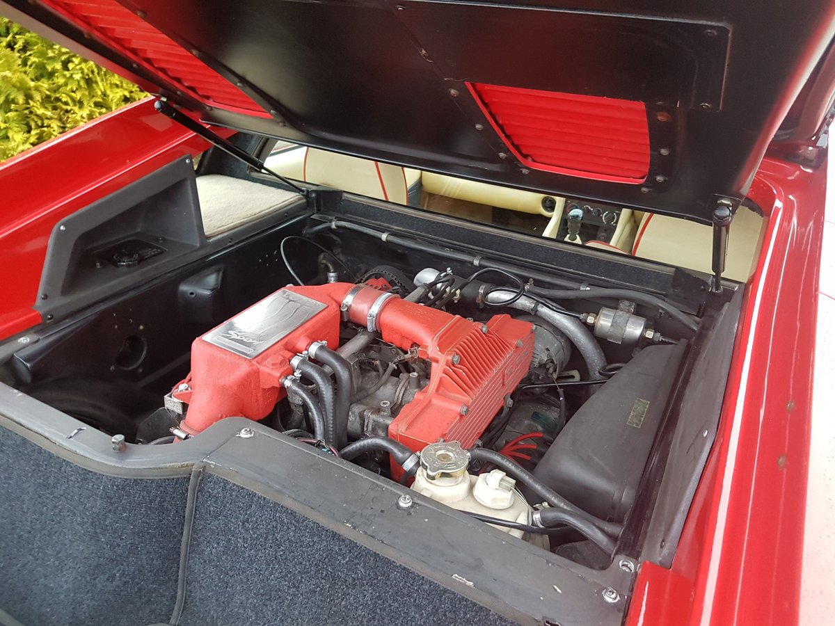 1996 Stunning Red Lotus Esprit S4S-Great condition For Sale (picture 4 of 6)