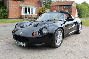 1997 ELISE S1 - EARLY EXAMPLE, SENSIBLE UPGRADES, FSH, NEW MOT For Sale