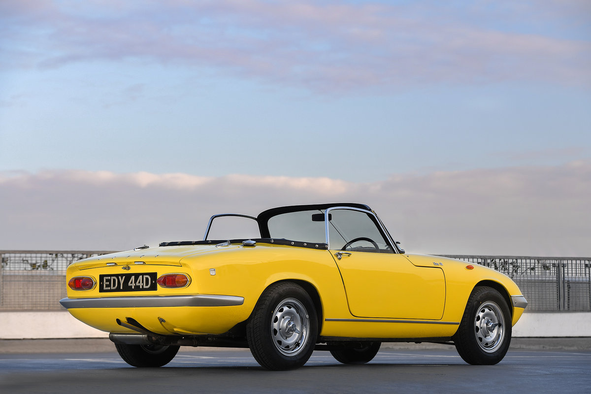 1966 LOTUS ELAN S3 S/E DHC  For Sale (picture 2 of 6)