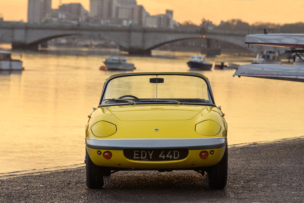 1966 LOTUS ELAN S3 S/E DHC  For Sale (picture 3 of 6)