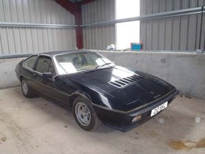 1982 Lotus Eclat S2 Riviera at Morris Leslie Auction 25th May For Sale by Auction