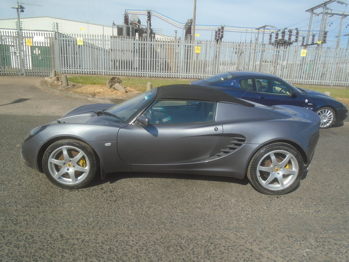 2002 LOTUS ELISE 1.8 16V For Sale (picture 2 of 6)