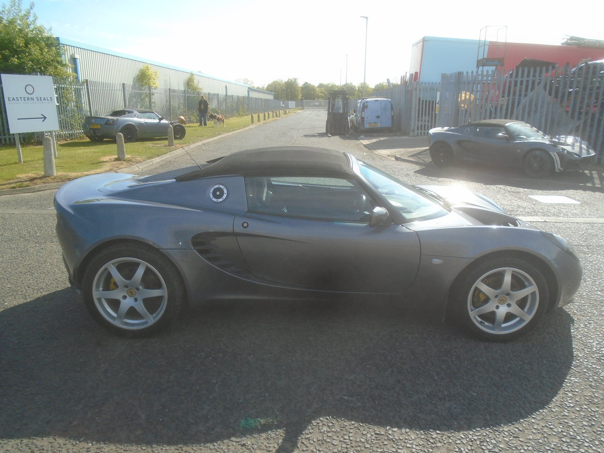 2002 LOTUS ELISE 1.8 16V For Sale (picture 3 of 6)