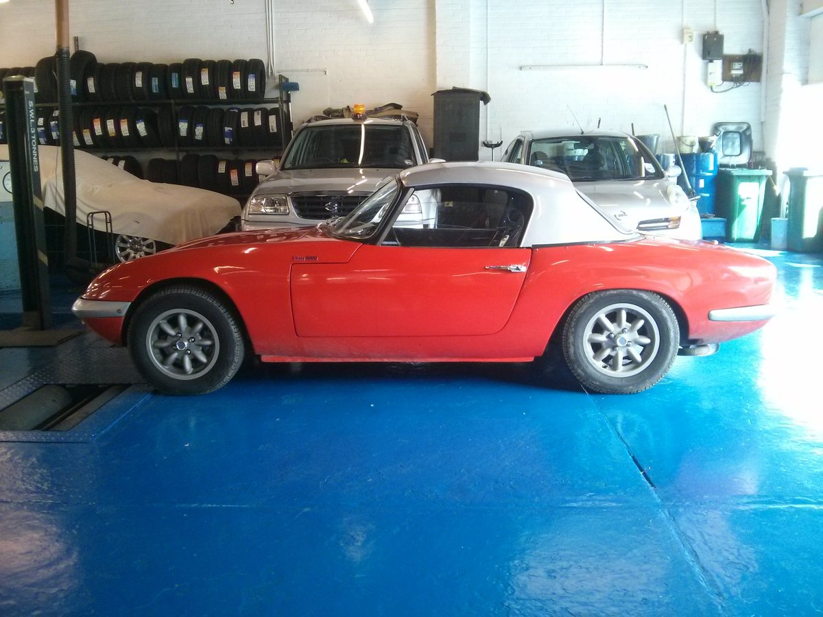 1964 Lotus Elan 1600 S1 For Sale (picture 1 of 4)