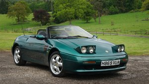 1991 Lotus elan se turbo racing green/green hood For Sale