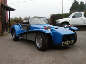 1971 LOTUS SEVEN S4 For Sale