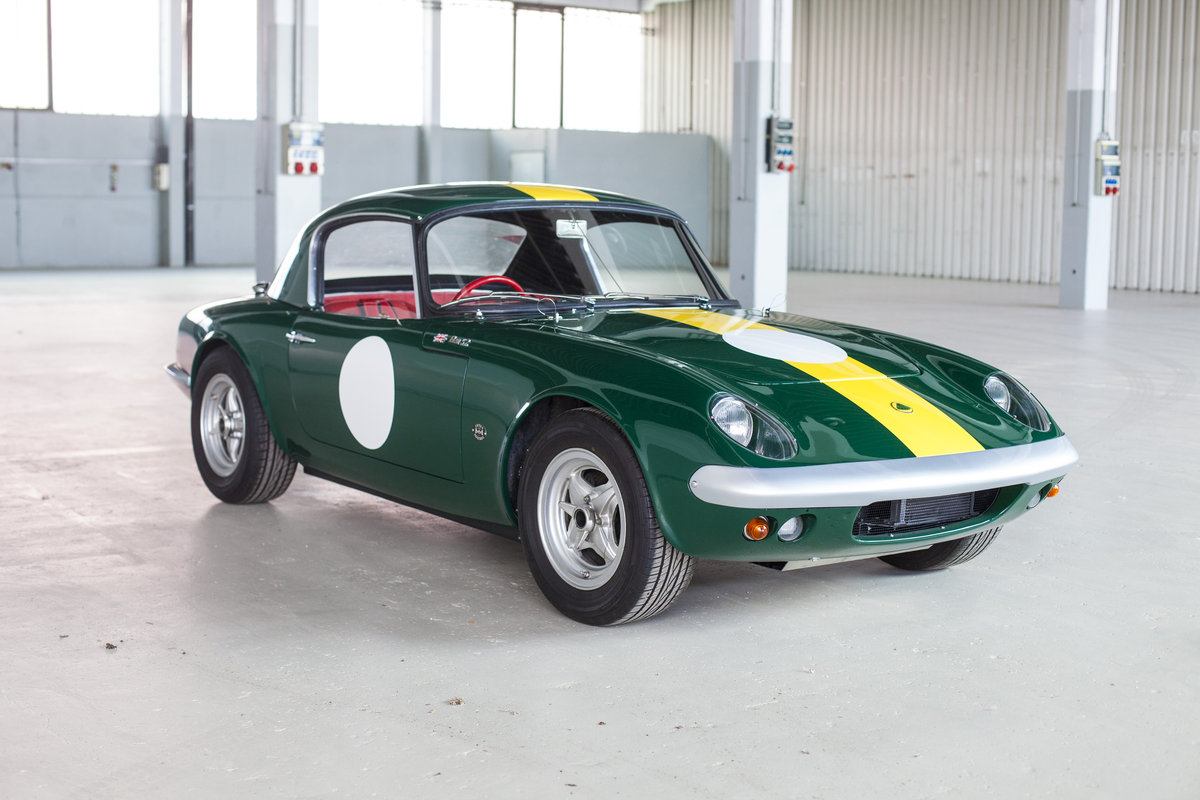 1964 Lotus Elan 26R Série 2 For Sale by Auction (picture 1 of 6)