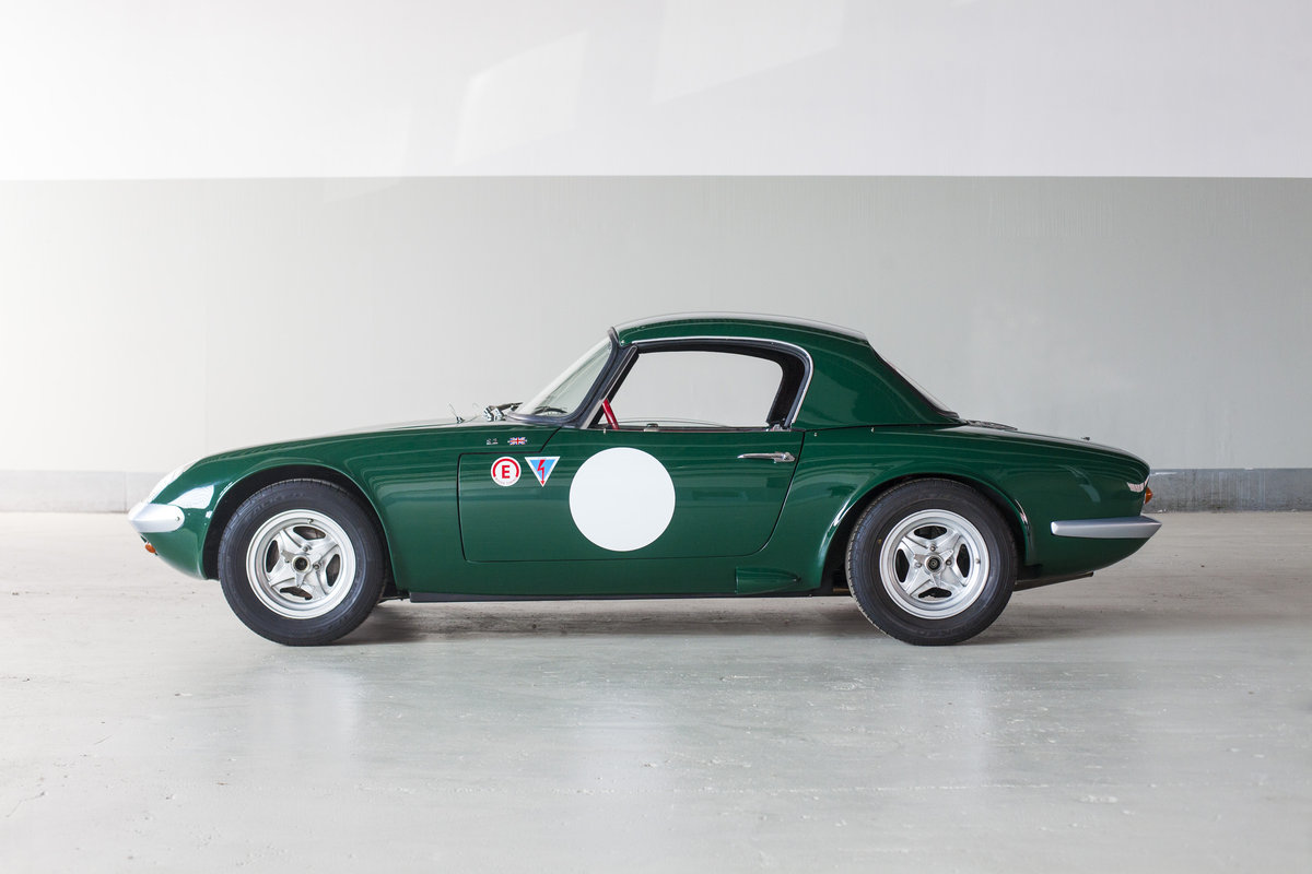 1964 Lotus Elan 26R Série 2 For Sale by Auction (picture 3 of 6)