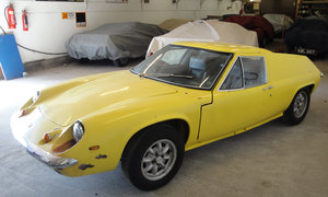 1969 Lotus Europa Series 2 For Sale by Auction