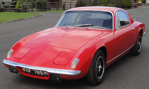 1974  Lotus Elan +2 S 130/5 two-plus-two coupé For Sale by Auction