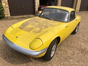 1968 Lotus elan s3 barn find low mileage