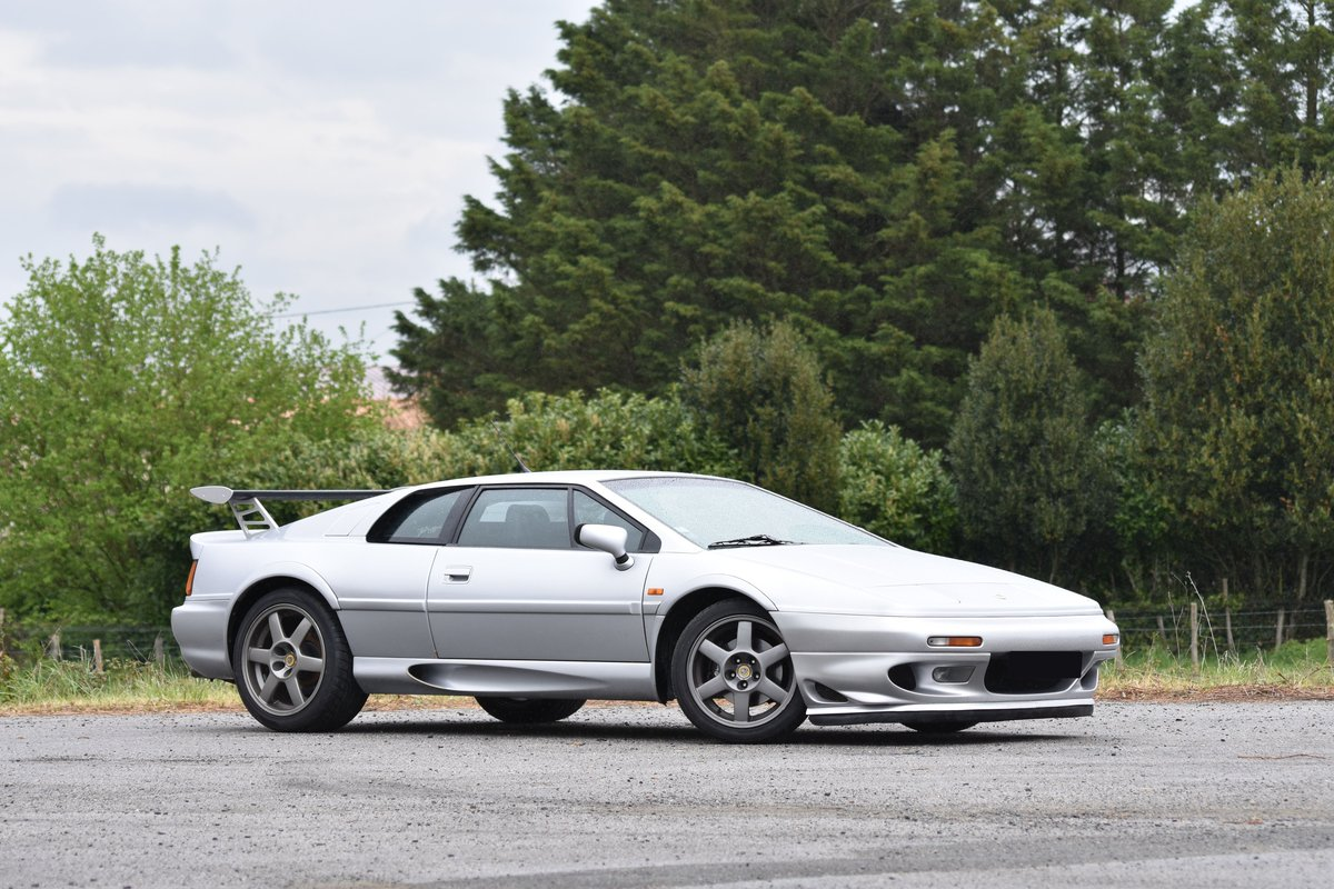 1998 Lotus Esprit V8-GT No reserve For Sale by Auction (picture 1 of 6)