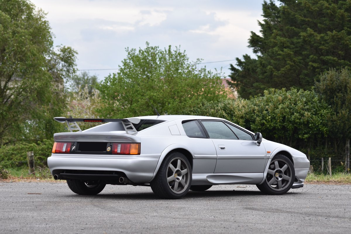 1998 Lotus Esprit V8-GT No reserve For Sale by Auction (picture 2 of 6)