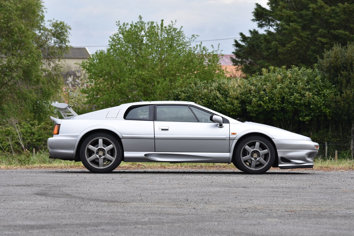 1998 Lotus Esprit V8-GT No reserve For Sale by Auction (picture 3 of 6)