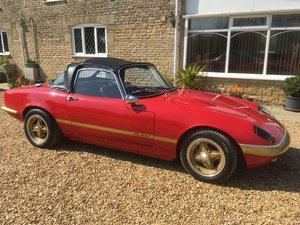 1968 Lotus Elan S3 DHC at ACA 15th June  For Sale