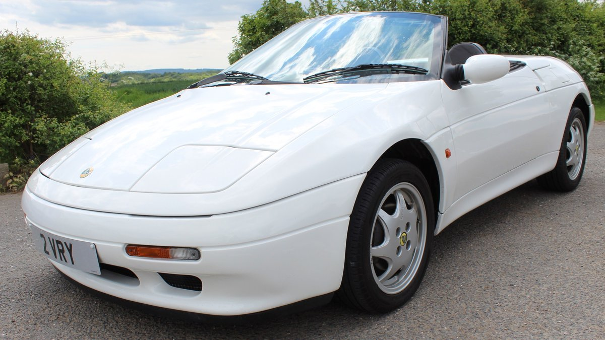 1991 Lotus Elan M100 SE S1 27,000 MILES FSH SUPERB SOLD (picture 5 of 6)