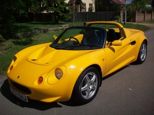 Picture of 1998 Lotus Elise S1 SOLD