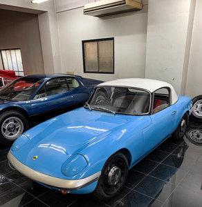 1964 Lotus Elan Single ownership since 1979