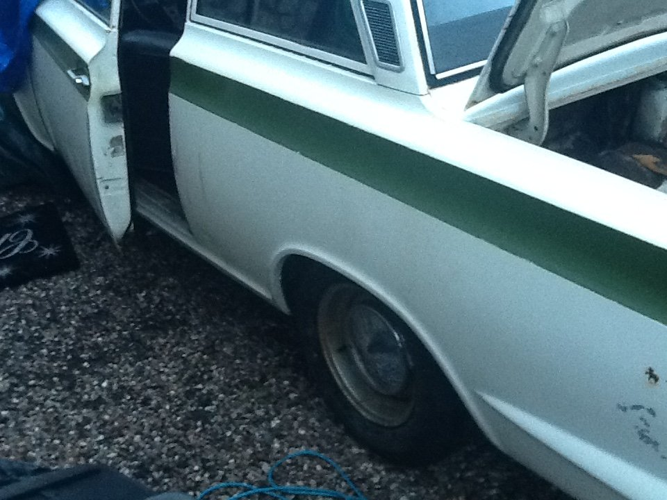 Lotus cortina mk1 1966 lhd For Sale (picture 1 of 6)