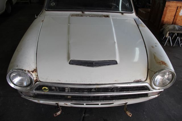 Lotus cortina mk1 1966 lhd For Sale (picture 5 of 6)