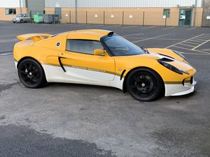 2009 Limited Edition Lotus Exige Sprint For Sale