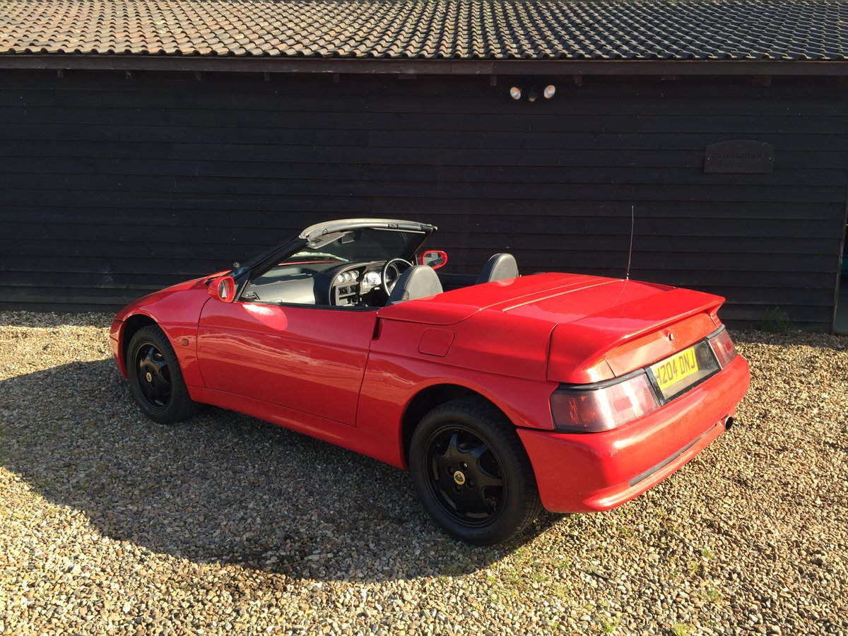1990 Elan Turbo SE For Sale (picture 6 of 6)
