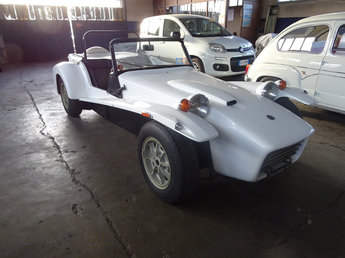 Lotus seven serie IV 1971 For Sale (picture 1 of 6)