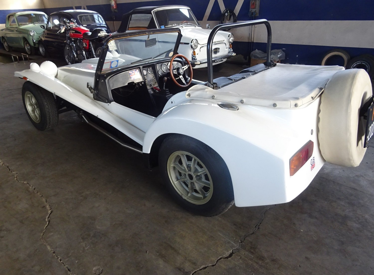 Lotus seven serie IV 1971 For Sale (picture 2 of 6)