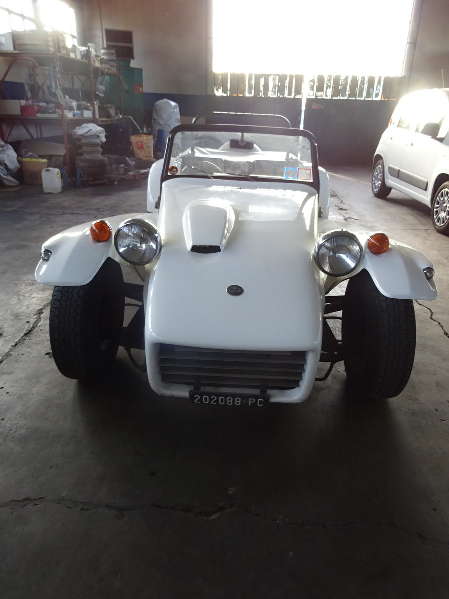 Lotus seven serie IV 1971 For Sale (picture 3 of 6)