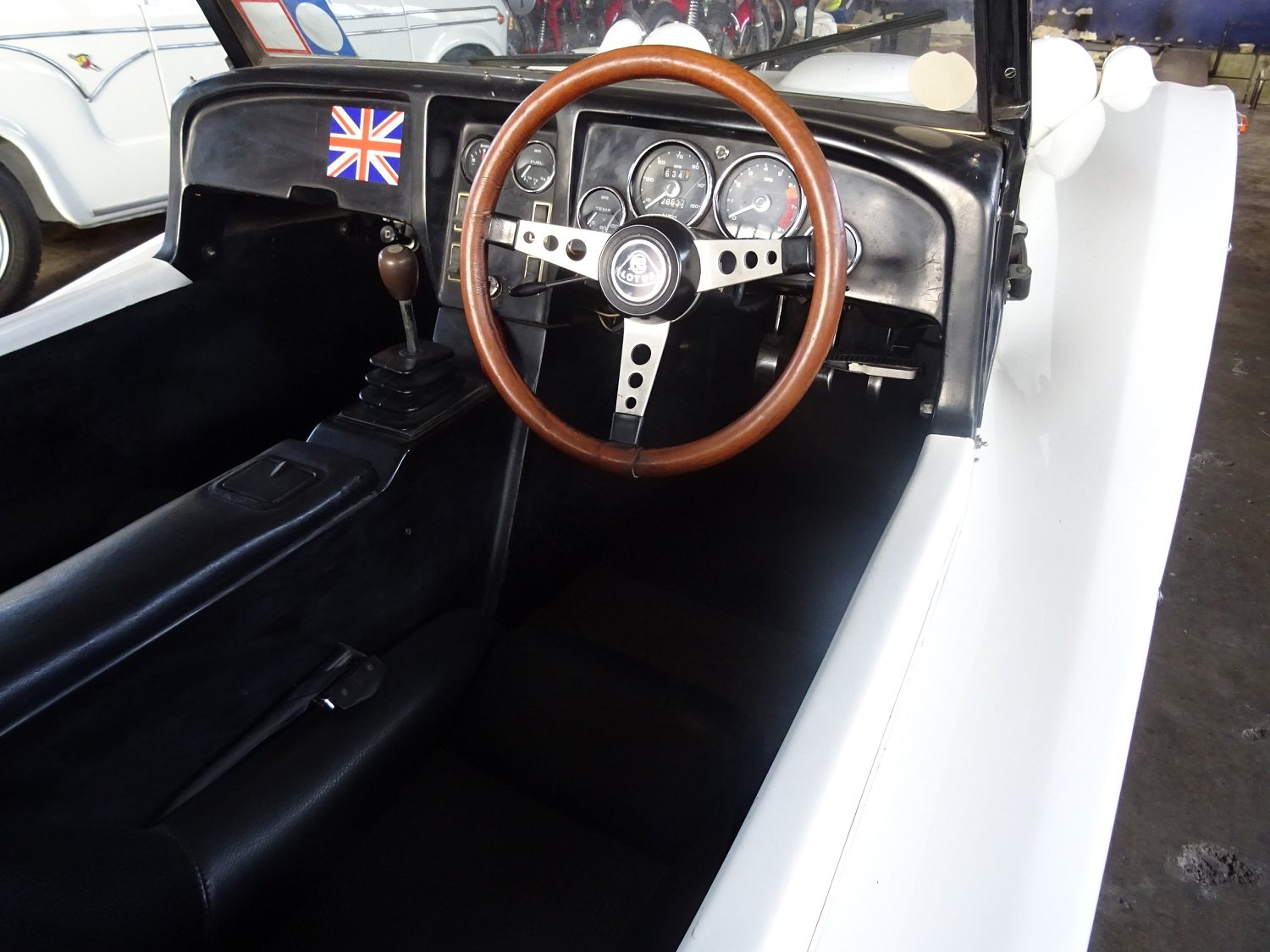 Lotus seven serie IV 1971 For Sale (picture 4 of 6)