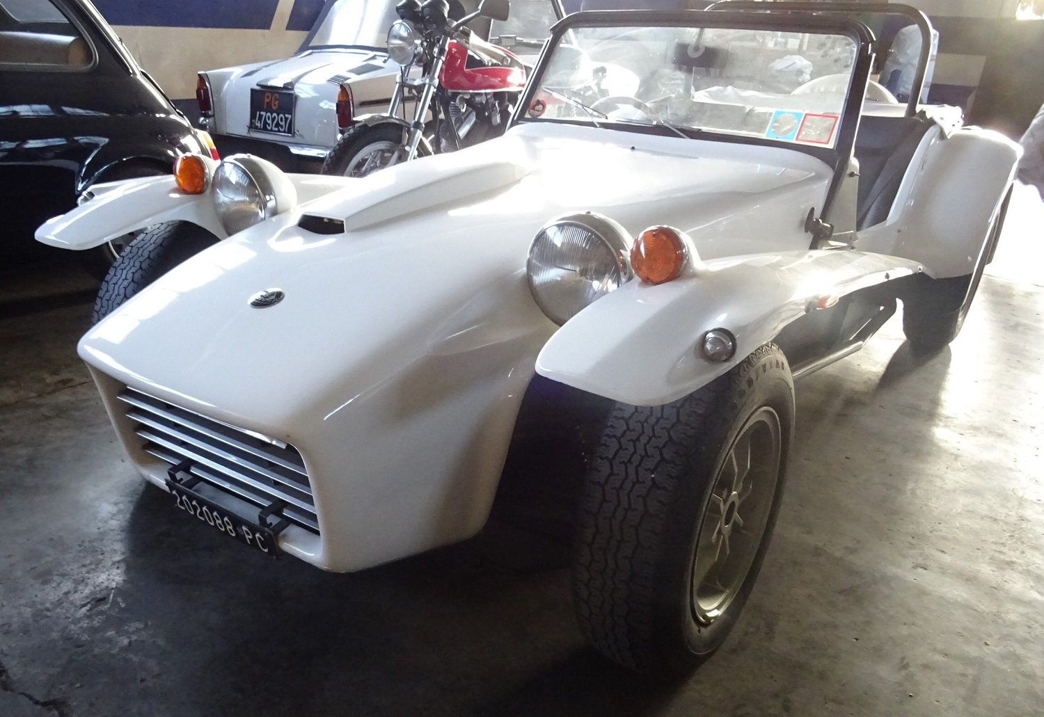 Lotus seven serie IV 1971 For Sale (picture 6 of 6)