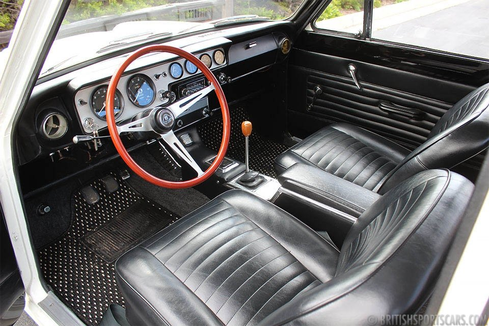 1966 Lotus Cortina = Correct Clean Ivory(~)Black driver $85k For Sale (picture 4 of 6)
