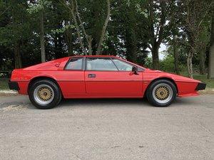 1983 Lotus Esprit S3