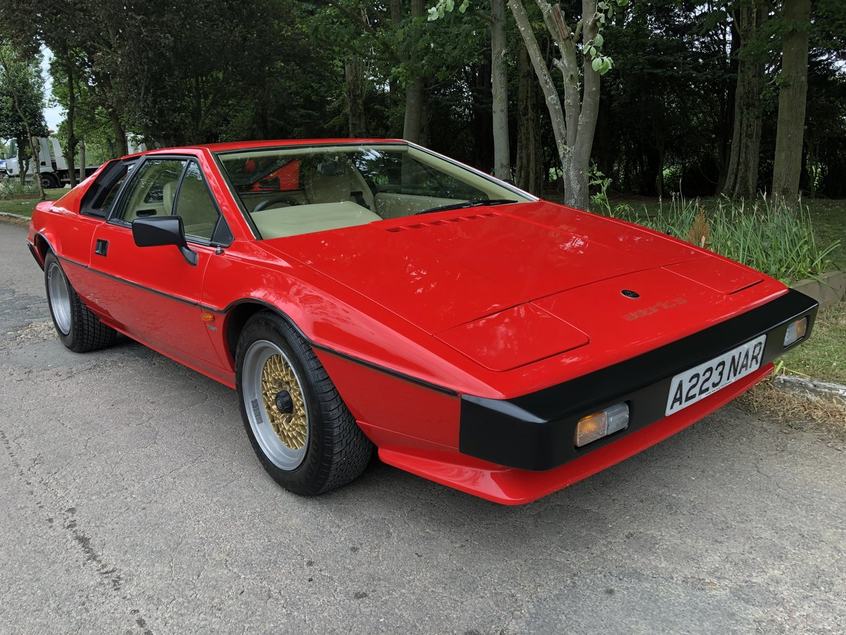 1983 Lotus Esprit S3 For Sale (picture 2 of 6)