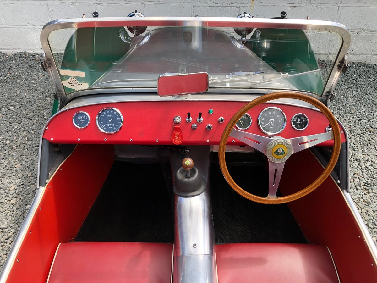 1961 Lotus Super 7 S2 1.4 Ford Cosworth For Sale (picture 6 of 6)