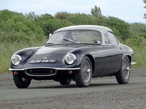 1960 Lotus Elite S2 For Sale by Auction